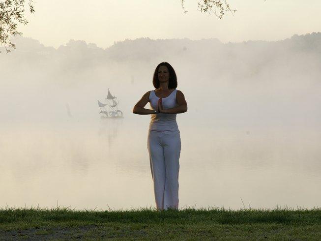 7-Daagse Anusara en Yin Yoga Retraite in Hermsdorf, Duitsland