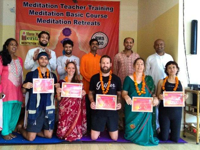 15 Days Meditation Retreat in Rishikesh India