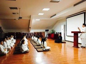 3 Year International Traditional Wudang Tai Chi and Kung Fu Instructor Training in Wudangshan, China