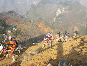 5 Days Vietnam Off Road Guided Motorcycle Tour from Hanoi to Ha Giang