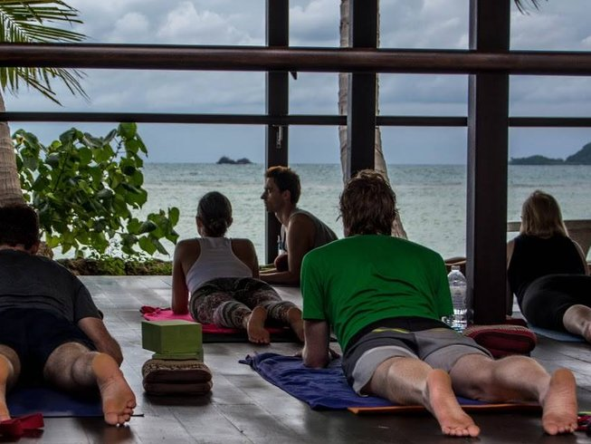 15 Days Christmas and New Year's Yoga Retreat in Thailand