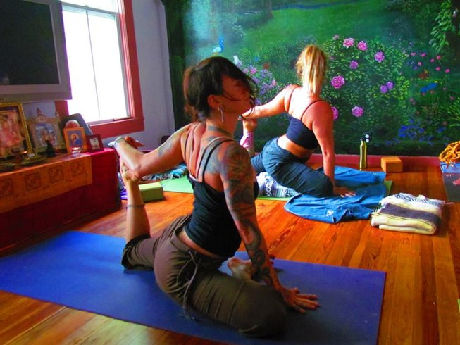 7 Days Ayurveda Yoga & Cooking Education Week in Florida