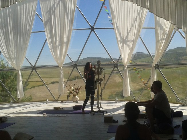 26 Days Intensive 200 Hours Yoga Teacher Training in Cadiz, Spain
