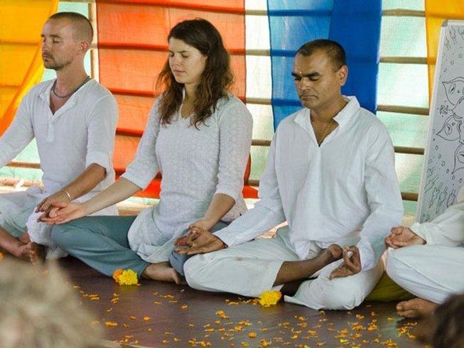 7 Days Invigorating Meditation and Yoga Retreat Rishikesh, India