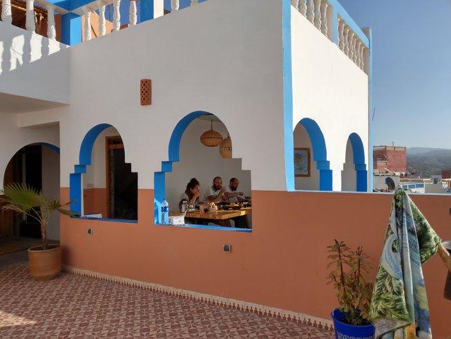 7 días retiro de yoga en Taghazout, Marruecos