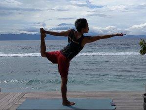 7 jours d'initiation au yoga et snorkeling à Nusa Penida, l'île paradisiaque au large de Bali