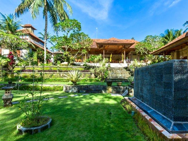 8 días retiro de yoga y aventura en Bali, Indonesia