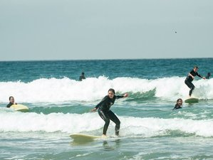8 Days Beginner Surf Camp Tagazhout, Morocco