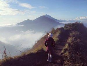 7 Day Amazing Hiking, Relaxing Wellness and Yoga Retreat in Lovina, Bali