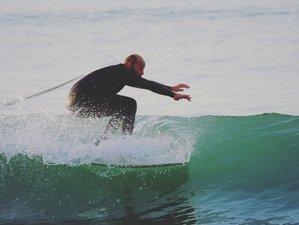 8-Daagse Authentieke Ervaring met Surfen en Heerlijk Eten met Geweldige Surfspots in Bidart