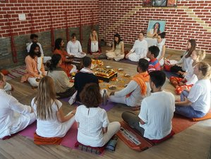 22 Days 300 Hours of Holistic Healing & Yoga Therapy Based Teacher Training in Rishikesh, India