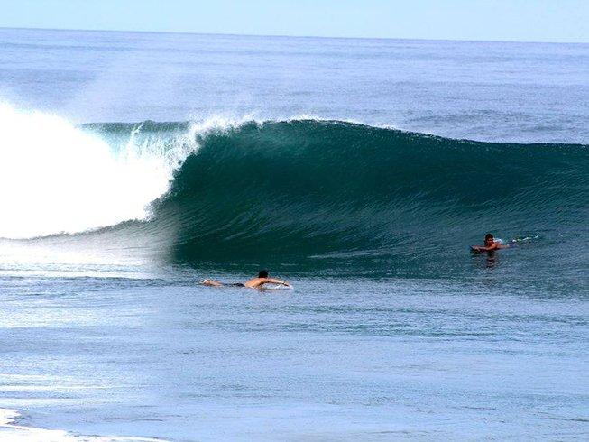 8 Days Bracing Surf Camp Mexico