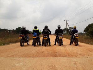 14 Day Amazing Safari Guided Motorcycle Tour in Sri Lanka