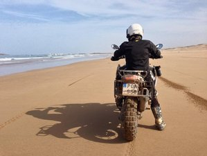 8 Days Guided 'Surf and Turf' Motorcycle Tour in Morocco