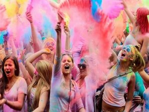 26 Days 200-Hour Teacher Training Course and Holi Festival in Rishikesh, India