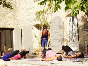 8 Day Provence Escape Pilates and Yoga Retreat in Grambois, Provence