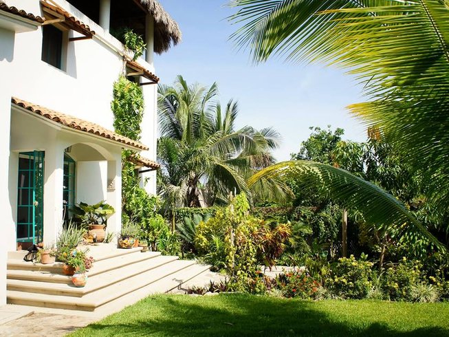 7-Daagse Detox en Yoga Retraite in Puerto Escondido