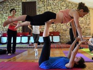 Week-end de yoga et detox dans les gorges du Verdon, France