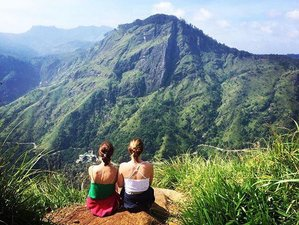 7 Day Yoga Holiday with Surfing in Arugam Bay and Hiking in Ella, Sri Lanka