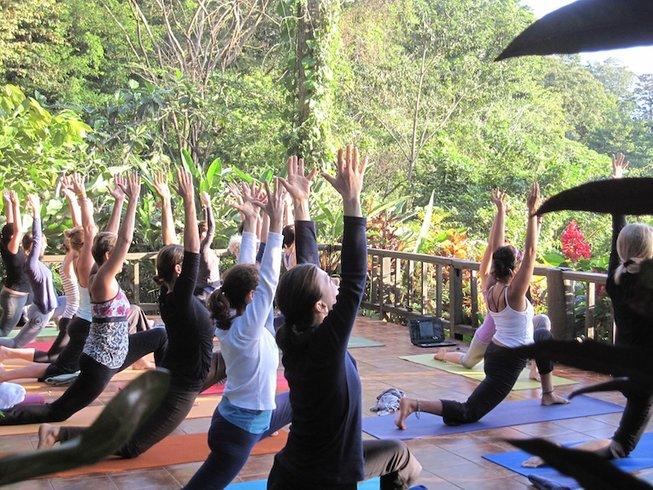 9 Days Women's Meditation Yoga Retreat in Costa Rica