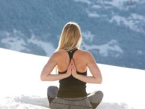 8 días de retiro de yoga en Francia