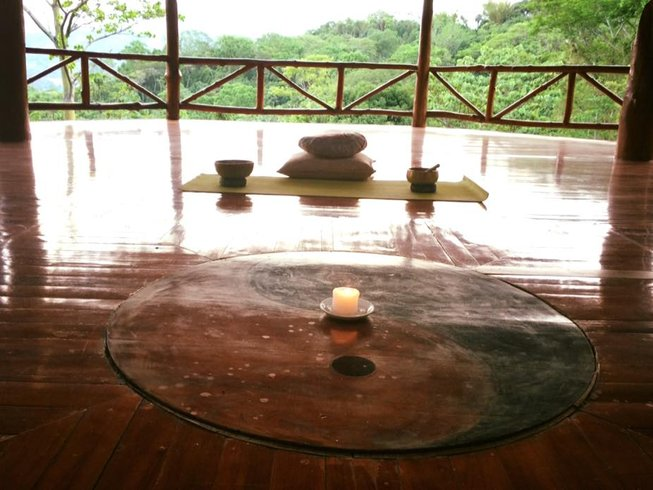 4 Days Wellness & Nature Yoga Short Break in Costa Rica