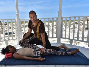 6 Tage Zertifizierte Thai Yoga Massage Kurse und Yoga Retreat in Varadero, Kuba