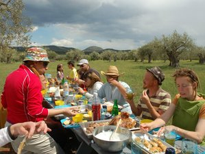8 Day Easter Greek Culinary Holiday in an Organic Farm in Laconia, Peloponnese