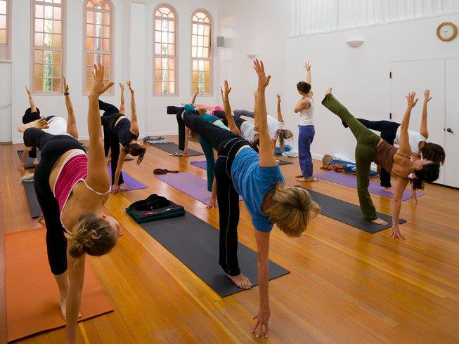 3 Days Getaway to Yoga Retreat in California