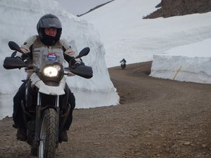 15 Days Iceland Motorcycle Tour