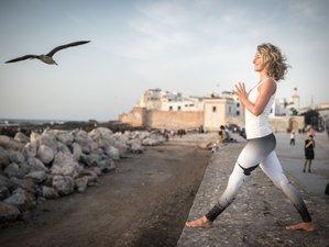 8-Daagse Magische Kerst Yoga Retreat in Essaouira, Marokko
