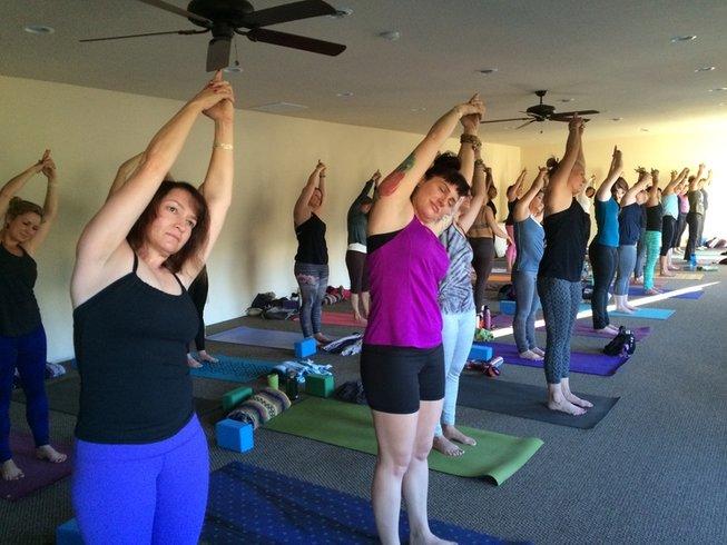 4-Daagse Warmwaterbronnen en Yoga Retraite in Colorado, Verenigde Staten