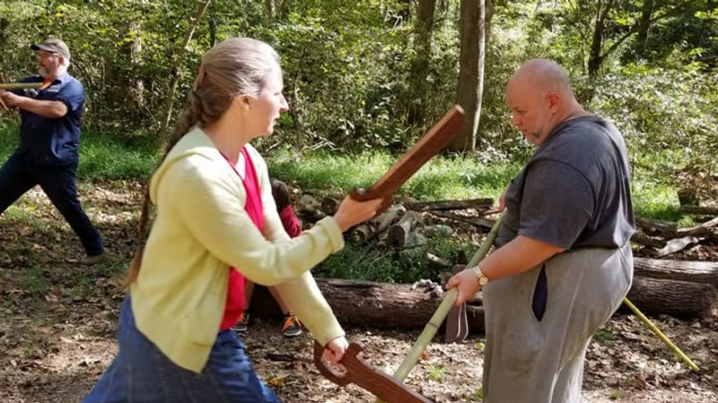 4 Days Learn the Mook Yan Jong Form at Wing Chun Camp in
