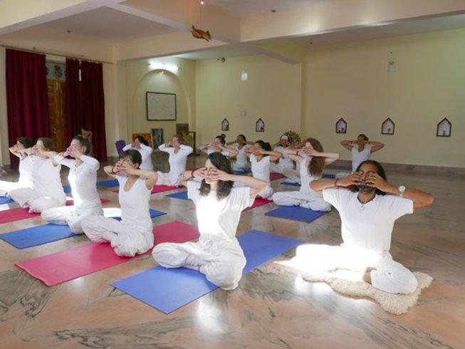 42 Days 300-Hour Hatha Yoga Teacher Training and Yoga Therapy in Rishikesh, India