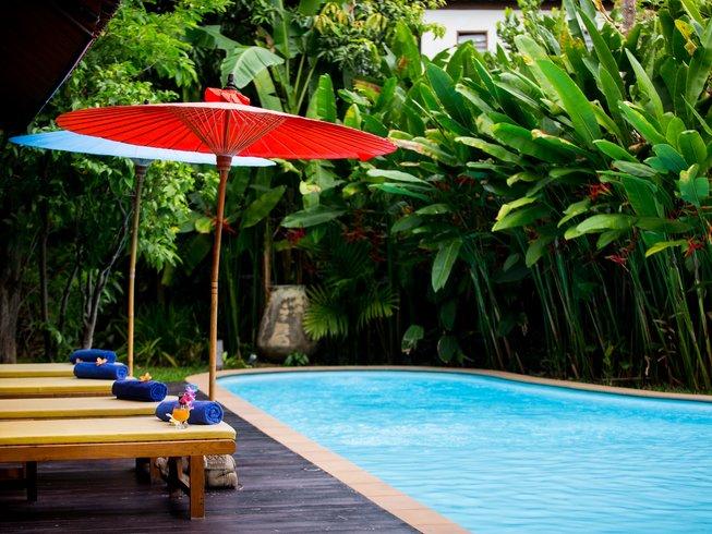 4 días de retiro de yoga relajante en Chiang Mai, Tailandia