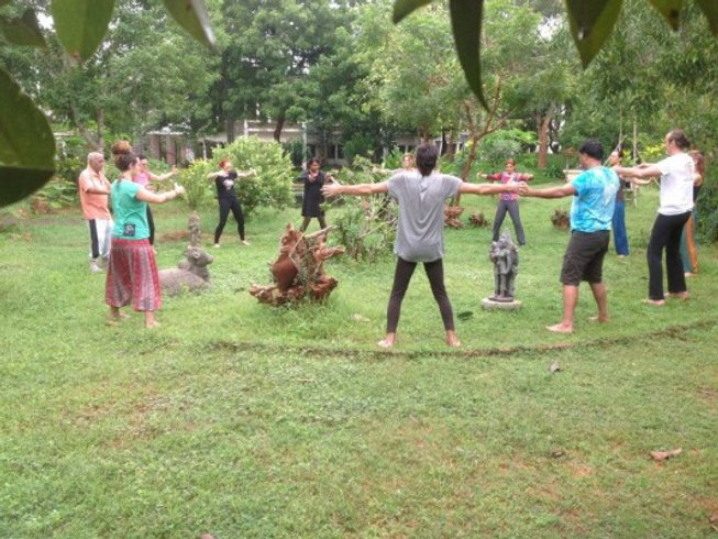 24 Days 200-Hour Yoga Teacher Training in India