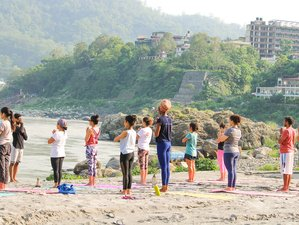 26 Day Affordable, Multi Style 200 Hour Yoga Teacher Training in Rishikesh