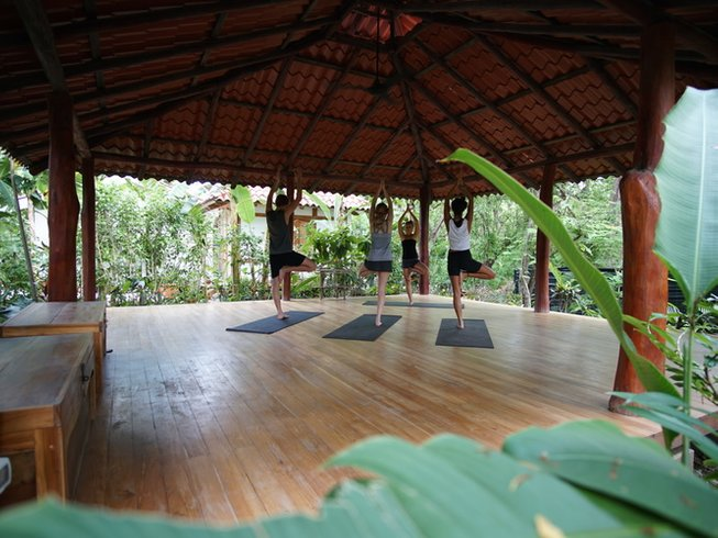 8 Days Surf and Yoga Retreat in Santa Teresa, Costa Rica