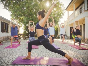 8 Days Rejuvenating Yoga Holiday in Ericeira, Portugal