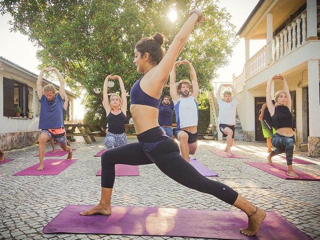 8 días retiro de yoga rejuvenecedor en Lisboa, Portugal