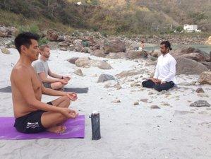 29 jours-200h de formation de professeur de yoga ashtanga et hatha à Rishikesh, Inde