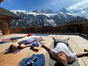 25 Day Time for Transformation: 200-Hour Yoga Teacher Training in the Magic Valley, Chamonix