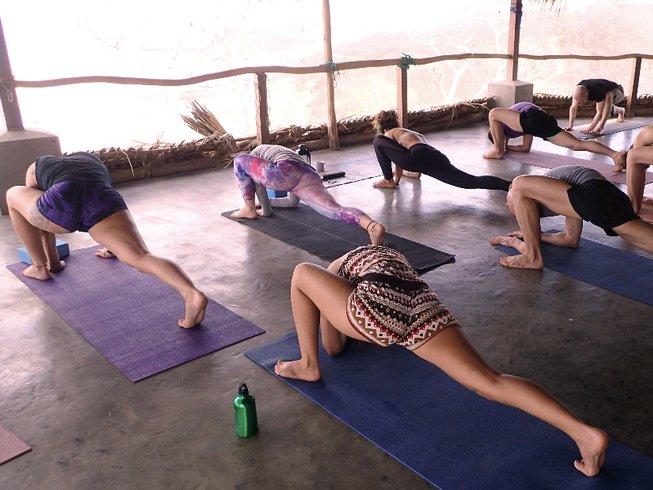 22 jours-200h de formation de professeur de yoga à Grenade, Nicaragua