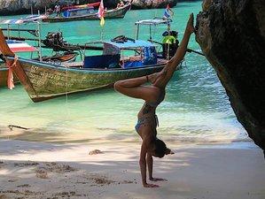 30 días profesorado de yoga Vinyasa de 200 horas en Phuket, Tailandia