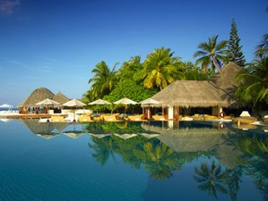 7 Days Healthy Holistic Luxury Holiday in Maldives