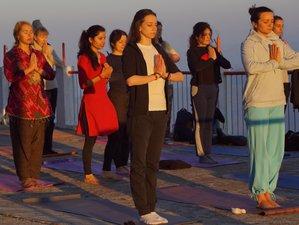 31 días profesorado de yoga en Rishikesh, India
