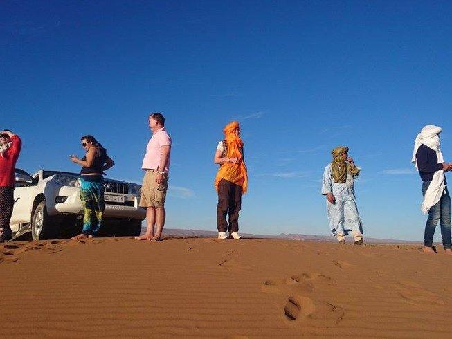 8 Days Sahara Desert Reiki and Yoga Retreat in Morocco
