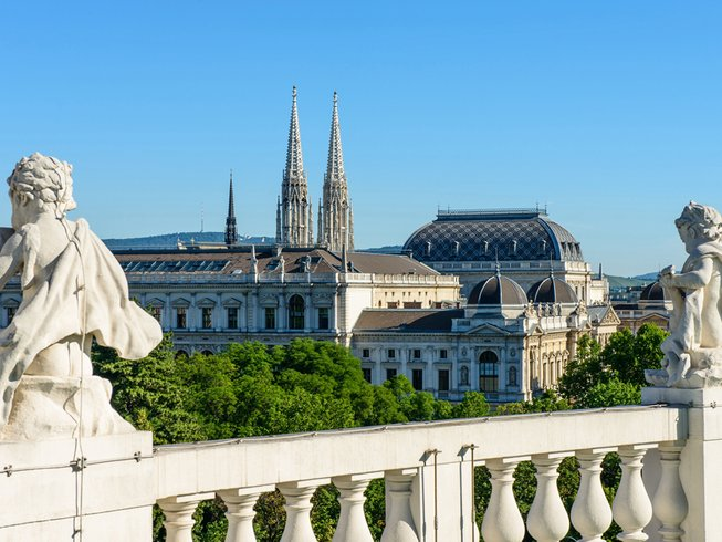 5 Days New Year Culinary Holidays in Vienna