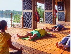 4 días de retiro de yoga cerca del mar en San Onofre
