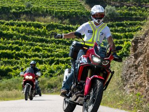 3 Days Self-Guided Motorcycle Tour in North Portugal